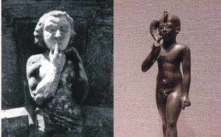 Horus diso del silencio