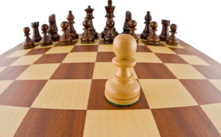 tu no eres un peon de ajedrez
